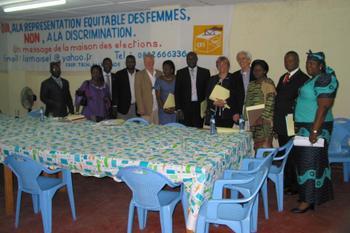 Kongo vor den Wahlen - Bericht von Hans-Christian Ströbele