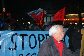auf der Anti-Rep-Demo. Bild von Bernd Kudanek. (Quelle: http://tiny.cc/pFGpu)