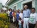 Christian in Posoltega (Nicaragua) auf seiner Dienstreise Mitte April