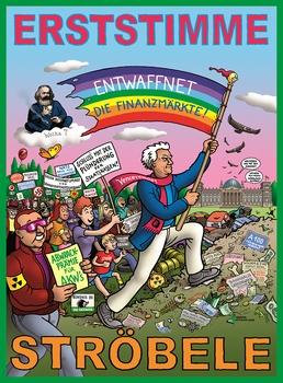 Occupy Wallstreet nun auch in Deutschland