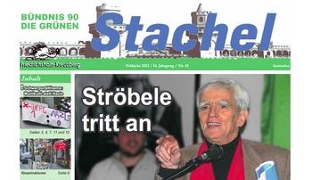 """Die Kiezzeitung """"Der Stachel"""" Nr. 45 ist da!"""
