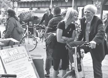 Es geht um die soziale Wende! Interview in der Kiezzeitung Stachel