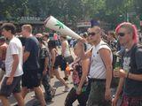 Gebt das Hanf frei! Hanfparade 2013