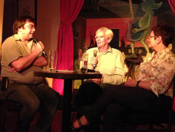 """Öffentliches Redaktionsgespräch mit """"Kiez und Kneipe"""""""