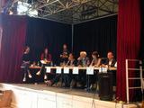 DirektkandidatInnen zu Besuch an der Hermann-Hesse-Schule