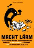 Lärmdemo gegen hohe Mieten: morgen 16:00 Kottbusser Tor!