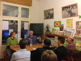 Zu Besuch im Kreisverband Spandau