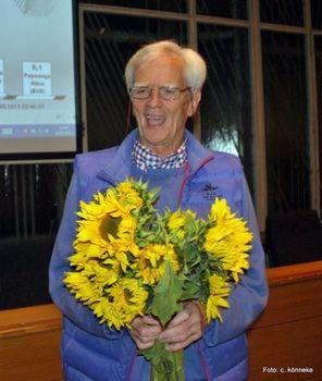 Zum vierten Mal direkt in den Bundestag gewählt! Herzlichen Glückwunsch, Hans-Christian.