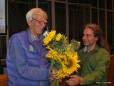 Ströbele gewinnt zum vierten Mal das Direktmandat in Xhain: Impressionen vom Wahlabend
