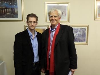 Rücktritt Binningers: Druck durch Kanzleramt in der Snowden-Frage