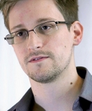 Edward Snowden (by Laura Poitras)