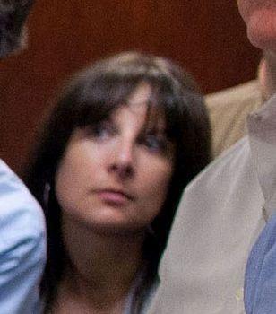 Alfreda Frances Bikowsky während sie mit Obama und Hillary Clinton auf Neuigkeiten über die Kommandoaktion gegen Osama Bin Laden wartet.