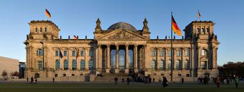 Reichstagsgebäude / Sitz des Deutschen Bundestages (Jürgen Matern / Wikimedia Commons)