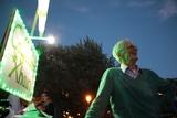 Gebt das Hanf frei! - Coffeeshop-Aktion mit Toni Hofreiter und Grünen Xhain